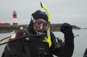 Diving at the Longstone with Farne Island Divers