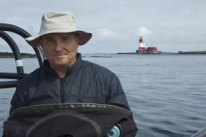 Captain Paul Walker - Farne Island Divers